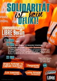 Libre - Soliparty am 5. Februar 2016 - small